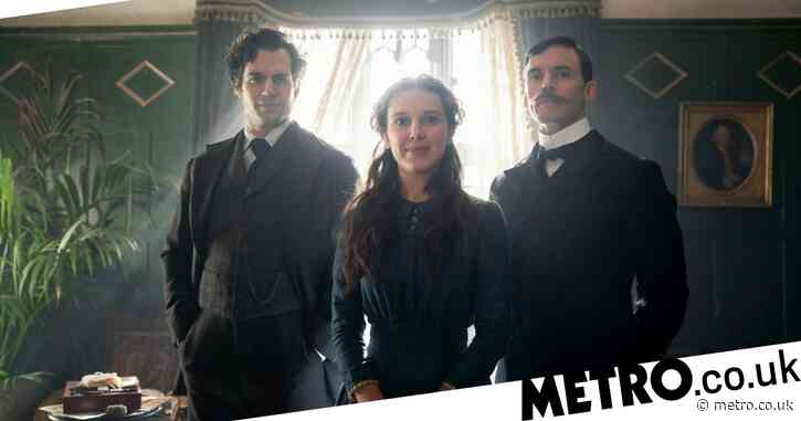 Enola Holmes star Henry Cavill weighs in on Netflix lawsuit from Sherlock Holmes creator's estate