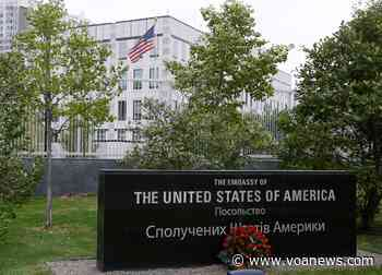 Kyiv Police Probe Deadly Attack on US Embassy Employee - Voice of America