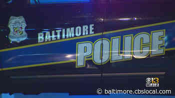 Man Hospitalized After Shot Overnight In SE Baltimore, Police Say - CBS Baltimore