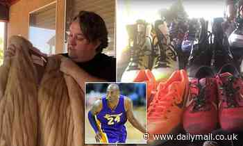 Storage Wars star reaches a deal with Vanessa Bryant to sell back a trove of Kobe's personal items