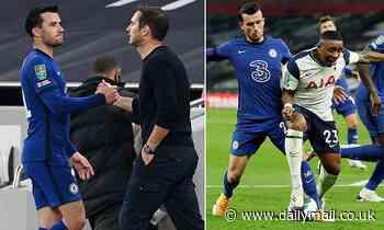Ben Chilwell 'idolised' Chelsea boss Frank Lampard growing up