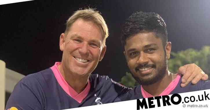Shane Warne rates Rajasthan Royals' IPL title chances and hails India batsman Sanju Samson