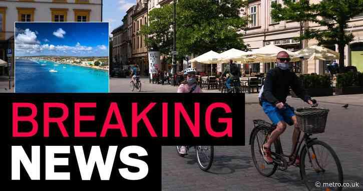 Poland, Turkey and the Caribbean Netherlands added to UK quarantine list
