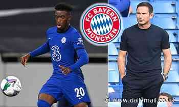 Bayern Munich's negotiations with Chelsea 'in full swing' over loan deal for Callum Hudson-Odoi