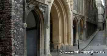 Historic Bristol church damaged by 'reckless vandals'