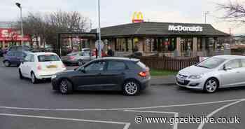 McDonald's branch hit by coronavirus as employee tests positive
