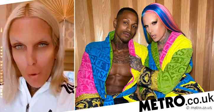 Jeffree Star claims ex Andre Marhold lied to him as he addresses 'robbery' weeks after romantic getaway
