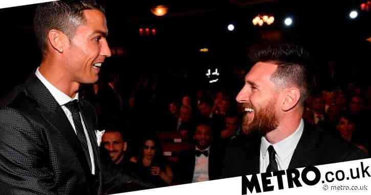 Cristiano Ronaldo to face Lionel Messi again as Barcelona draw Juventus in Champions League