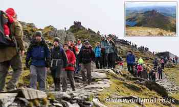 Pay to climb Snowdon? Council wants to charge visitors a 'considerable fee'