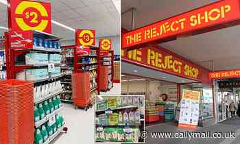 The Reject Shop launches a new GROCERY line in competition against Woolworths, Coles and Aldi