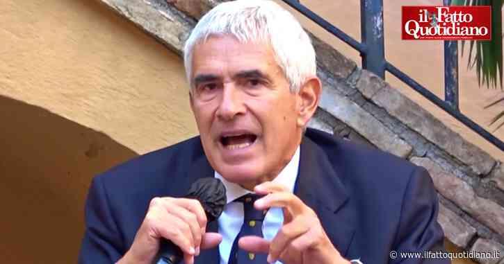 """Governo, Casini: """"Nessuno vuole farlo cadere, nemmeno i parlamentari dell'opposizione che sono sempre strategicamente assenti"""""""