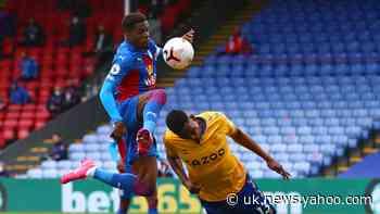Wilfried Zaha enjoying 'freedom' of new forward role at Crystal Palace