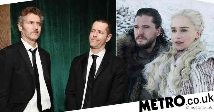 Game Of Thrones bosses confess to massive lie to get the show made