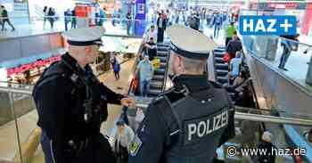 Bundespolizei stoppt Betrunkenen mit langer Schere im Hauptbahnhof Hannover