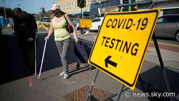 Coronavirus: Six areas added to England's COVID-19 watchlist - Sky News