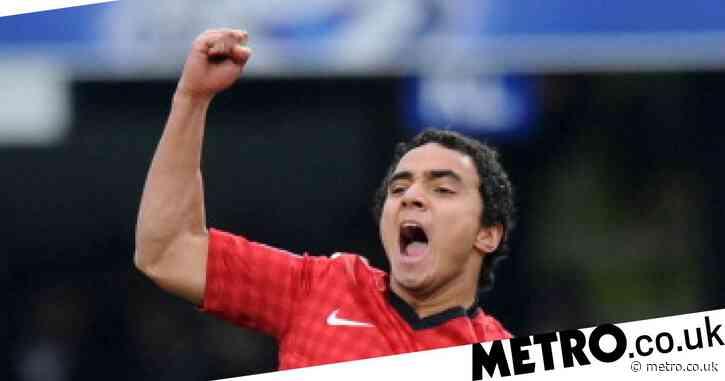 Rafael Da Silva reacts to 'dream' Manchester United Champions League draw