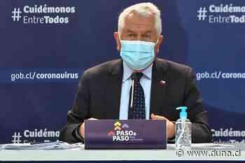 Minsal confirma 1.760 casos nuevos de coronavirus: 81 personas han fallecido en las últimas 24 horas por Covid-19 - Radio Duna