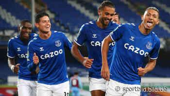 FC Everton: Trainer Carlo Ancelotti formte Klub um James Rodriguez zum Team der Stunde - SportBILD