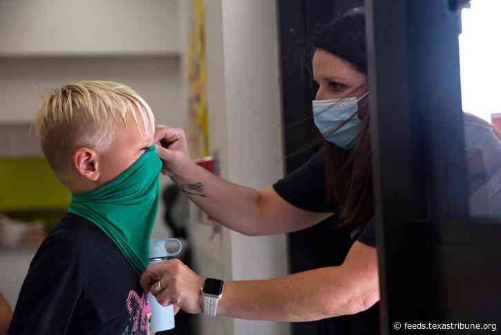 Texas updates coronavirus case totals in schools, but the data remains limited and murky