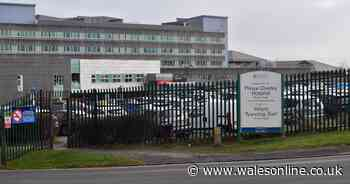 Ward closed in second Welsh hospital as coronavirus cases grow - Wales Online