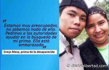 Incertidumbre por desaparición de mujer embarazada en Tubará - Diario La Libertad