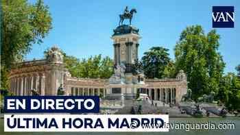 Coronavirus Madrid: últimas noticias, datos y restricciones, en directo - La Vanguardia
