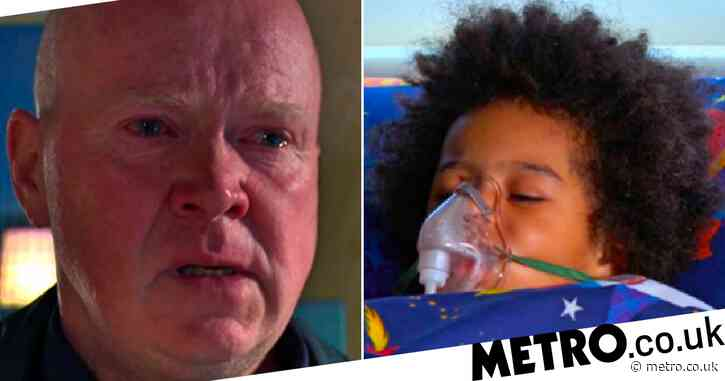 EastEnders spoilers: Phil Mitchell visits Raymond at the hospital as he discovers the truth
