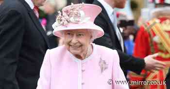 Queen axes all big events at Buckingham Palace and Windsor Castle for the year