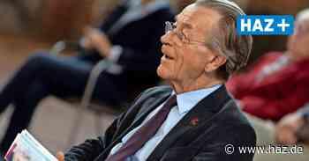 """Ohne Moos nichts los"": Müntefering hält Vortrag über Altersarmut"