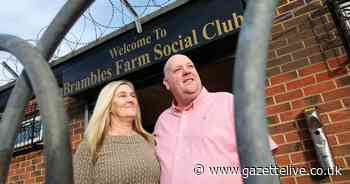 Club owner on Middlesbrough boundary, but lockdown rules still apply