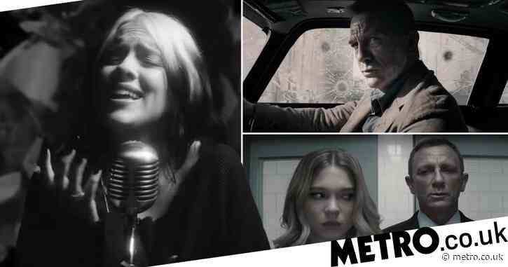 Billie Eilish drops No Time To Die music video as fans given hints about James Bond's love interest
