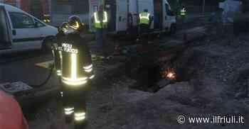 18.50 / Tolmezzo, fuga di gas costringe a evacuare due parcheggi - Il Friuli