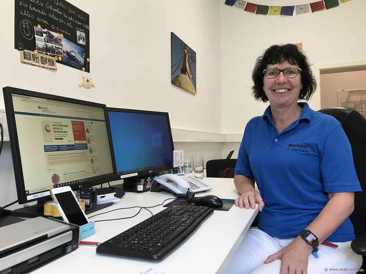 Industrie Center Obernburg: Ärztin Jutta Weimer kümmert sich um 3000 Beschäftigte - Main-Echo