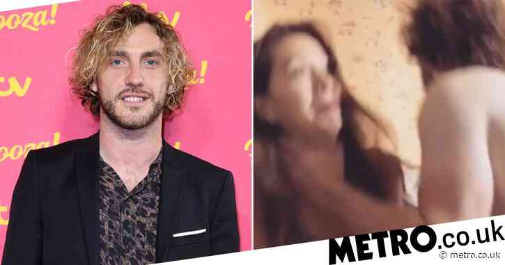 Seann Walsh insists 'choke-slamming' video with girlfriend was 'obviously light-hearted' after backlash