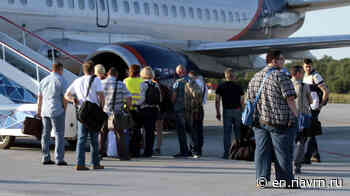 """Direct flights to Novy Urengoy to be launched from Voronezh on October 4 - RIA """"Voronezh"""""""