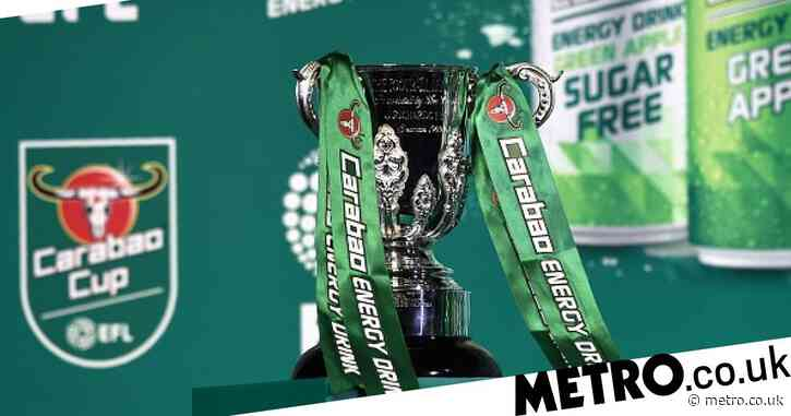Carabao Cup quarter-final draw: Manchester United, Arsenal, Manchester City and Tottenham learn next opponents