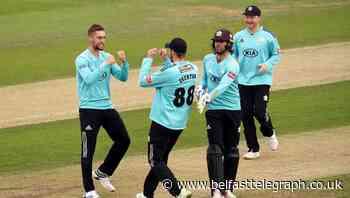 Surrey, Gloucestershire, Lancashire and Nottinghamshire reach T20 Finals Day