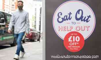 'Eat out to help out' did not boost hospitality sector finances – poll