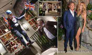 Richard Caring's Mayfair restaurant welcomes back diners with curfew-busting express menu