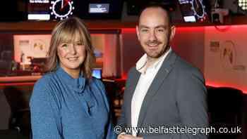 BBC radio host Declan Harvey self-isolating after receiving app alert