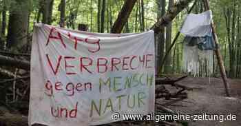 A49: Umweltschützer fordern Stopp, Wirtschaft Start - Allgemeine Zeitung