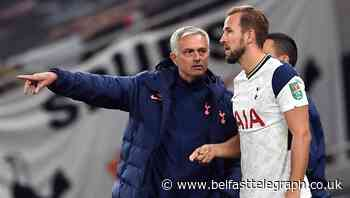 Jose Mourinho continues sparring with 'Gary' Southgate over Harry Kane plans