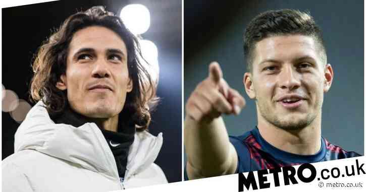 Manchester United's stance on Edinson Cavani & Luka Jovic transfers