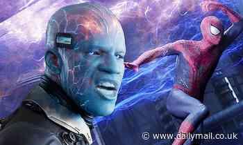Jamie Foxx in 'final talks' to return as supervillain Electro in the next Spider-Man movie
