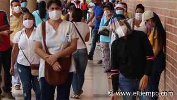 Covid-19: 198 muertes más y 5.660 nuevos contagios en Colombia - ElTiempo.com
