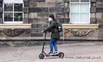 E-scooters should be fully legalised within 18 months... but NOT on footpaths, MPs say