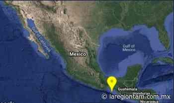 Sismo de 4.3 en Ciudad Hidalgo, Chiapas, esta mañana - La Región Tamaulipas