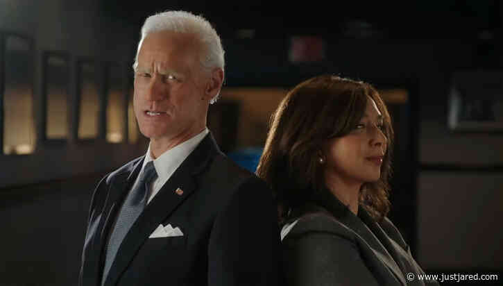 'SNL' Debuts First Look at Jim Carrey & Maya Rudolph as Biden & Harris! (Video)