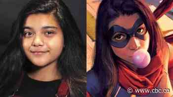 The new Muslim Ms. Marvel is a Canadian — and joins a pantheon of superhero talent from north of the border