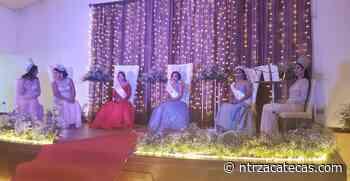 Celebran virtualmente coronación de reinas en Miguel Auza - NTR Zacatecas .com